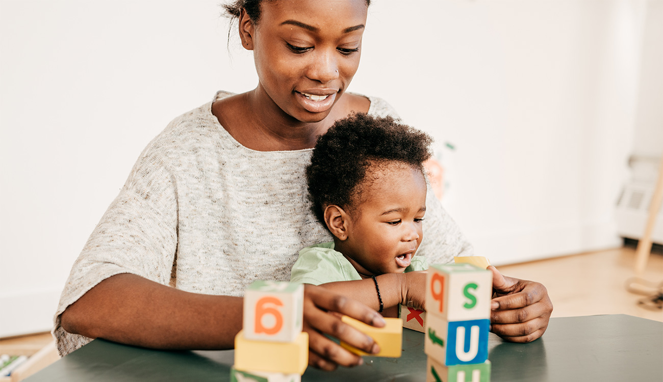 Educational activities for toddlers