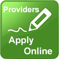 Online icon provider application